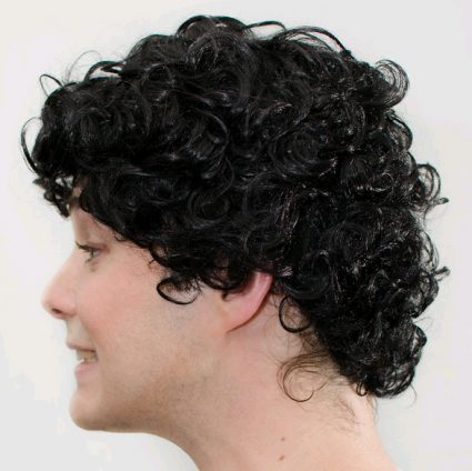 Steven Universe wig side view