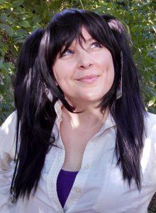 Nico cosplay wig