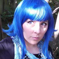 Lapis Lazuli cosplay wig