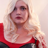 Black Canary cosplay wig