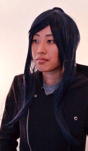 Kanda cosplay wig
