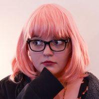 Mirai cosplay wig
