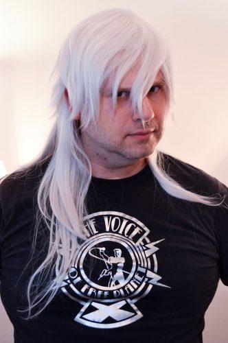Aoba cosplay wig