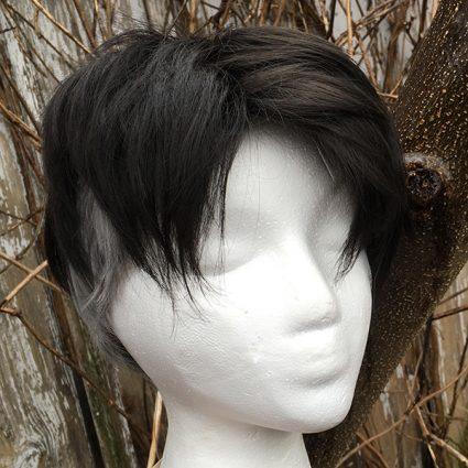 Otabek cosplay wig