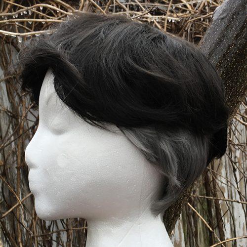 Otabek wig side view