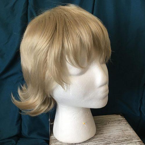 Barnaby cosplay wig