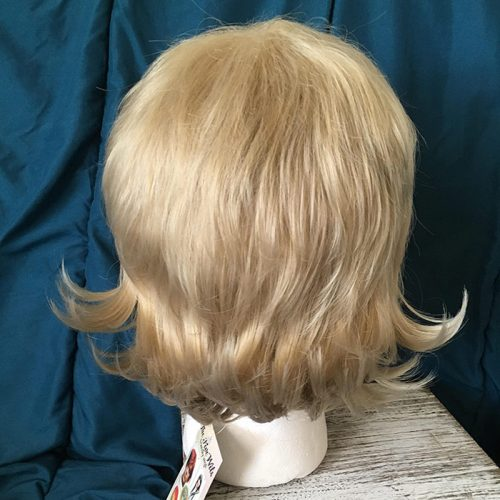 Barnaby wig back view