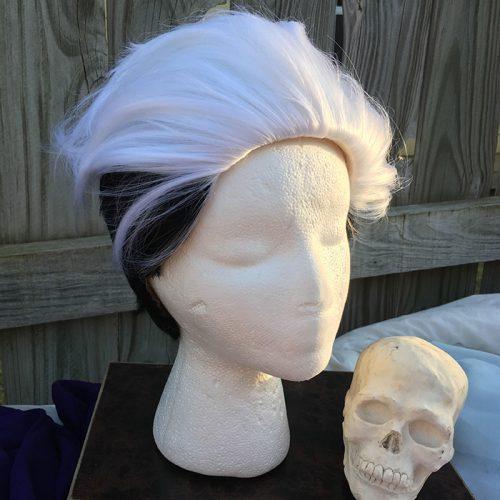 Guzma cosplay wig