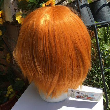 Rin wig back view