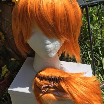 Rin wig clip view