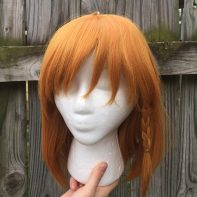Chika cosplay wig
