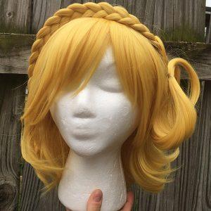 Mari cosplay wig