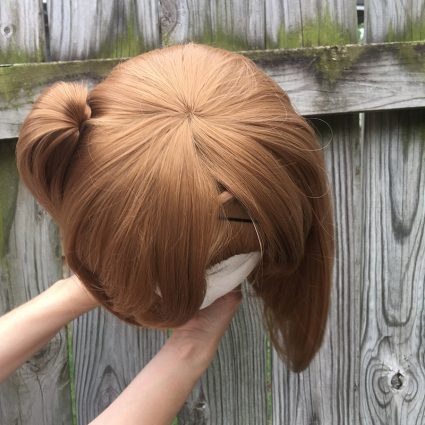 Kousaka Wig Top View