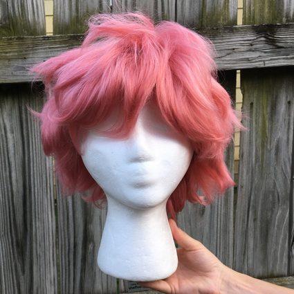 Mina cosplay wig