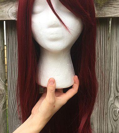 Sakurauchi cosplay wig