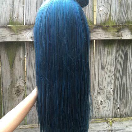 Yoshiko wig back view