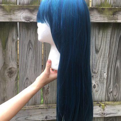 Yoshiko wig side view