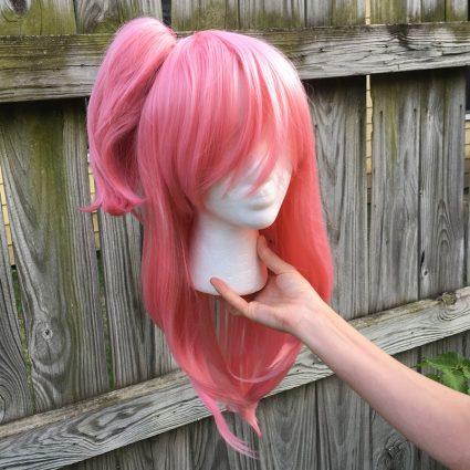 Yuno cosplay wig with clip