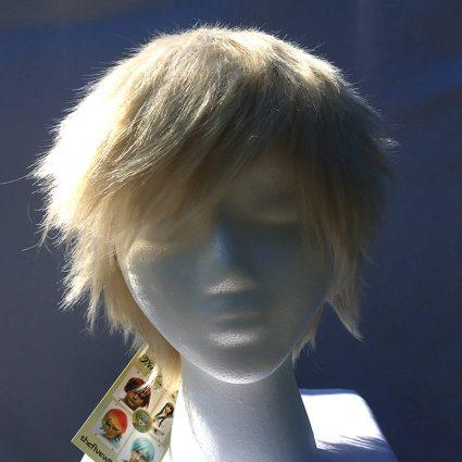 Bakugo cosplay wig