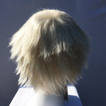 Bakugo wig back view