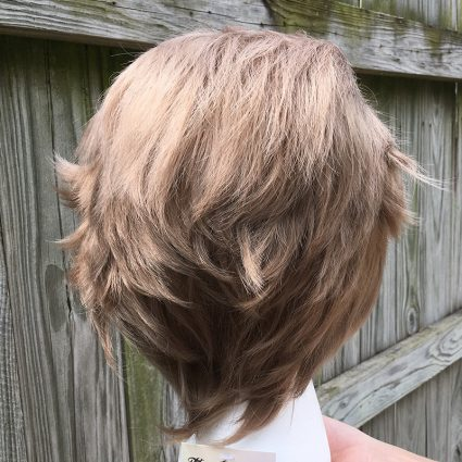 Ignis wig back view