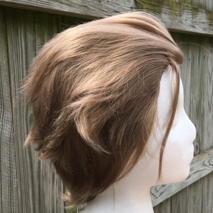 Ignis wig side view