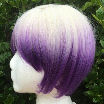 Sabine wig side view