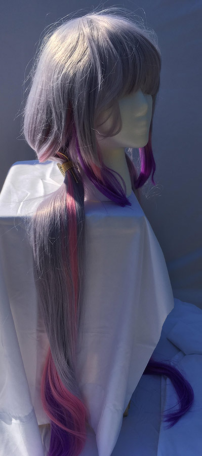 Itteh Bitteh Dragon Committee Kanna Cosplay Wig The