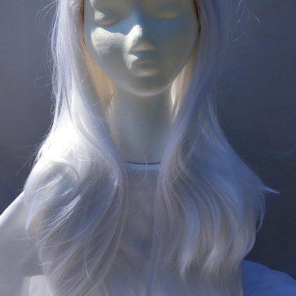 Lotor cosplay wig
