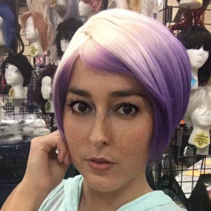 Sabine wig worn by @McubedCosplay