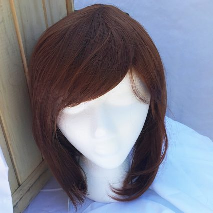 Uraraka wig indoor lighting