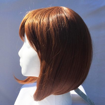 Uraraka wig side view