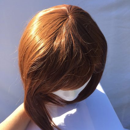 Uraraka wig top view