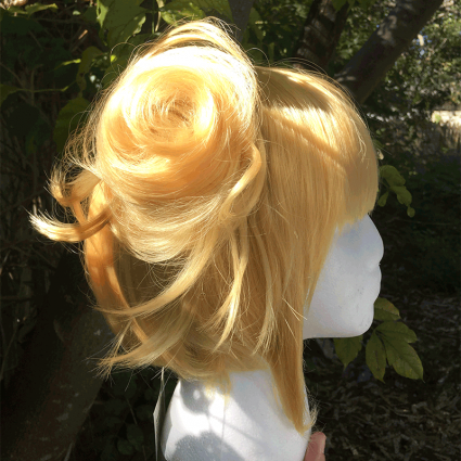 Himiko wig side view