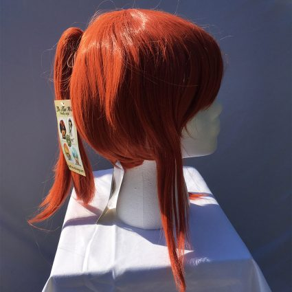 Kobayashi cosplay wig side view