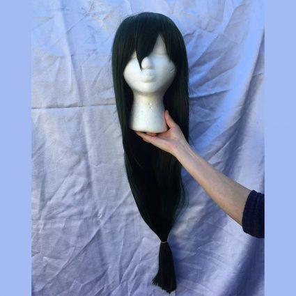 Tsuya Asui Cosplay Wig