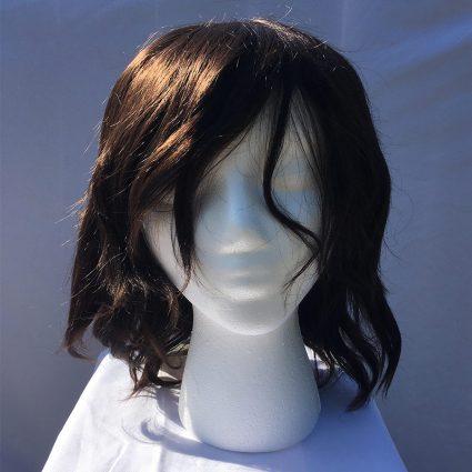 Bucky cosplay wig