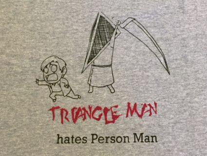 trianglemanshirt