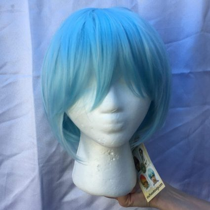 Nagisa cosplay wig worn without tails