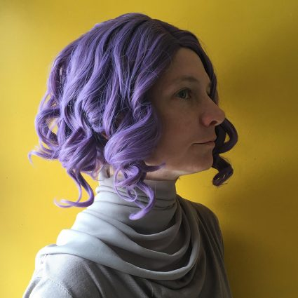 Holdo cosplay wig 2