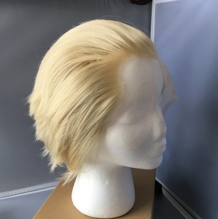 platinum pure lacefront wig side