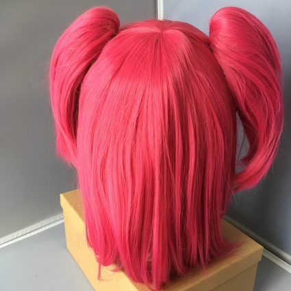 Ruby cosplay wig back view