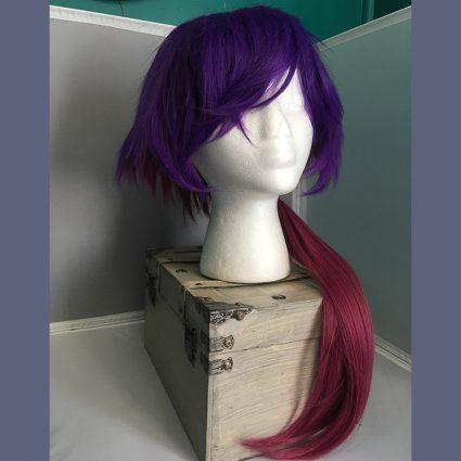 Krolia cosplay wig