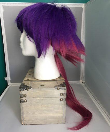 Krolia wig side full view