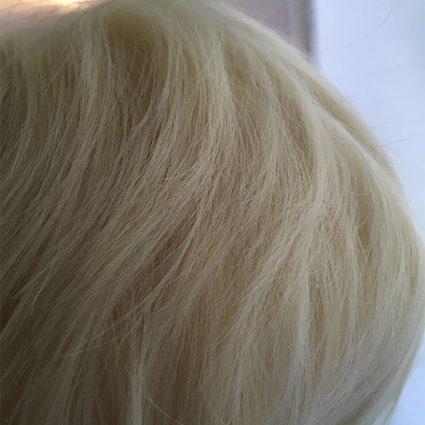 Ryo wig closeup