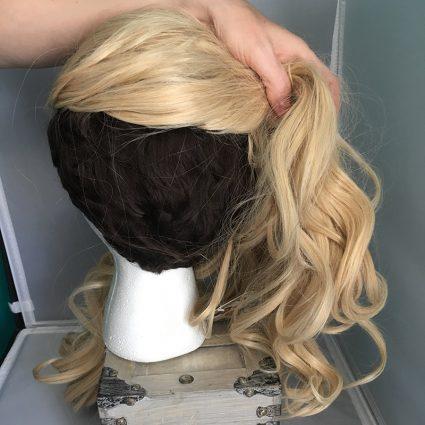 Taako wig back undercut