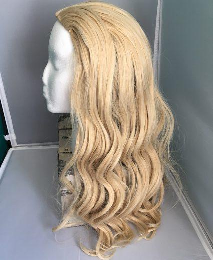 Taako wig side