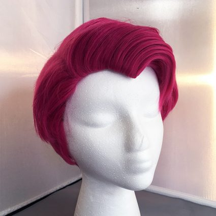 Zarya cosplay wig