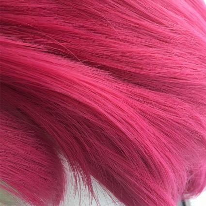 Zarya wig closeup