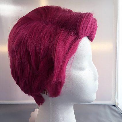Zarya wig right side